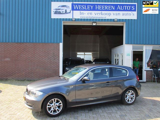 BMW 1-serie 116i Business Line AIRCO H6 TOPSTAAT
