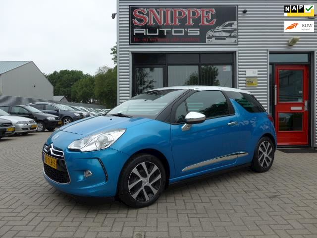 Citroen DS3 1.6 e-HDi So Chic -NAVI-ECC-CRUISE-TREKHAAK-PDC-