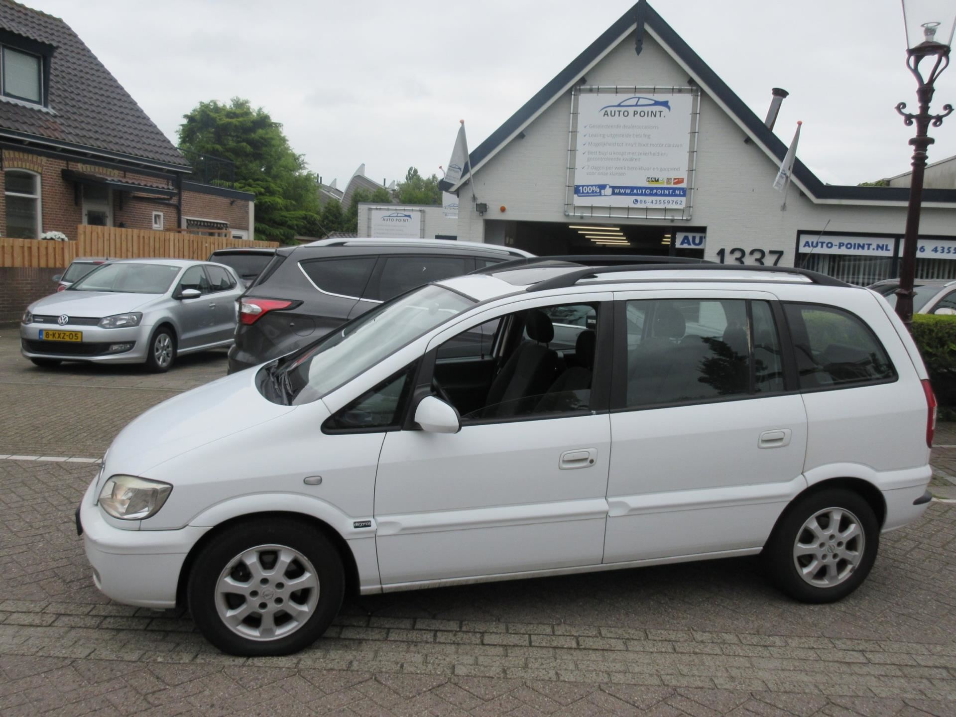 Opel Zafira occasion - Auto Point