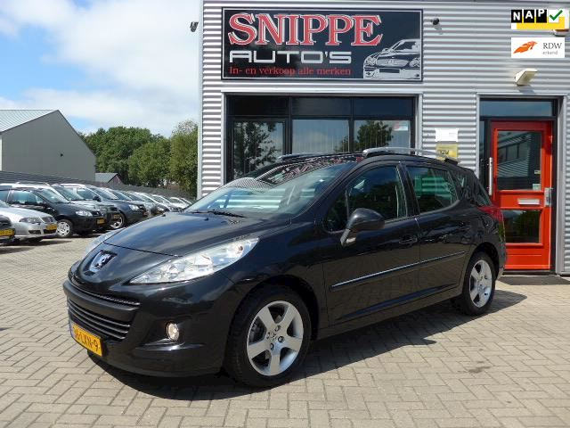 Peugeot 207 SW 1.6 VTi XS -ECC-CRUISE-PRIVACYGLASS-TREKHAAK-