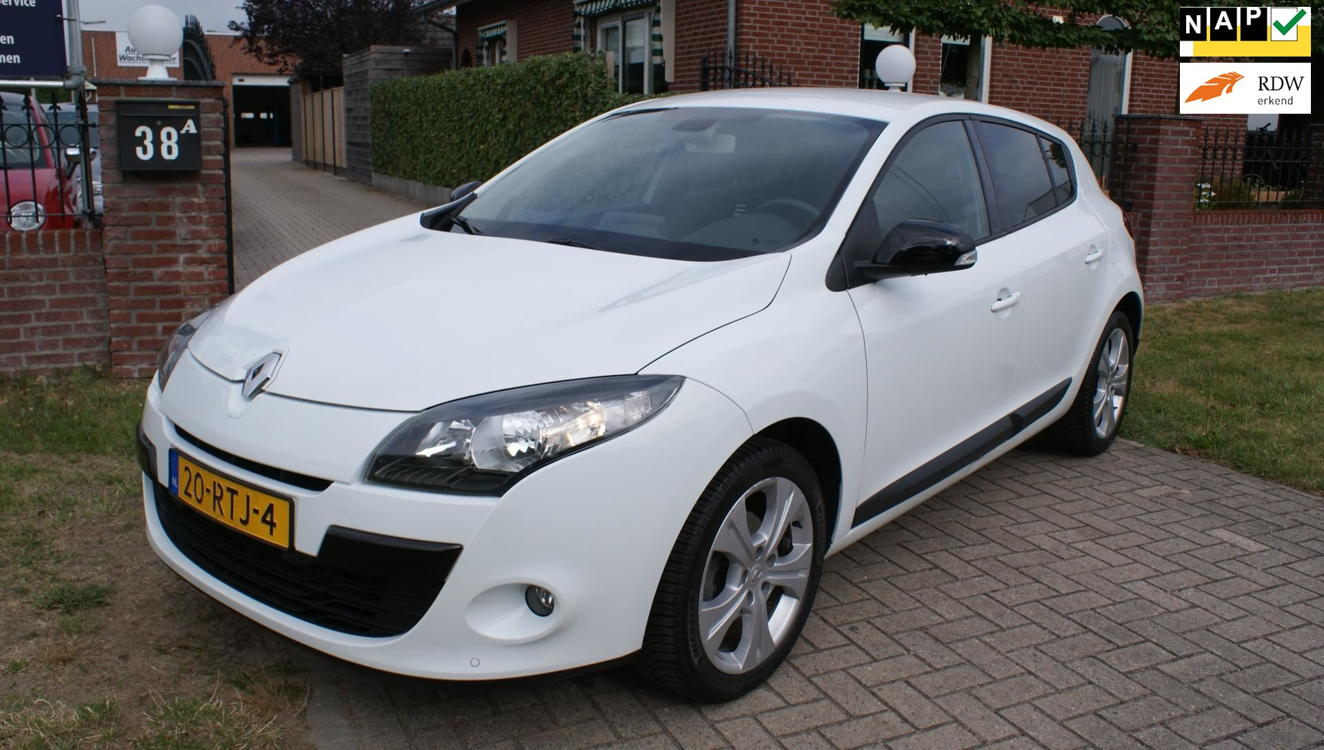 Renault Mégane occasion - Autoservice Wachtmeester