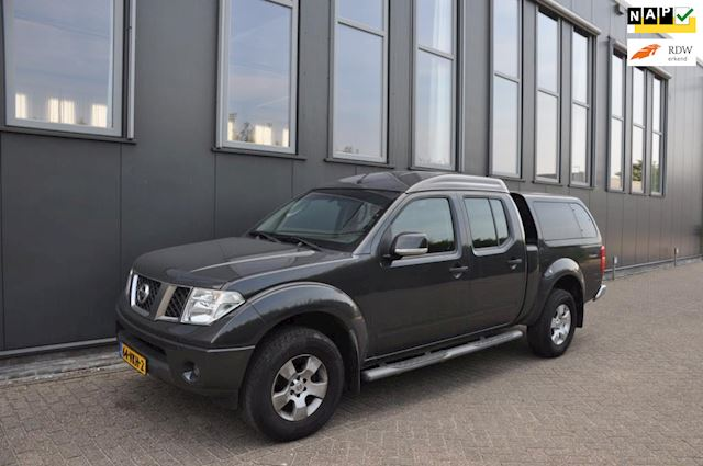 Nissan Navara 2.5 dCi XE Double Cab KING CAB PICK UP