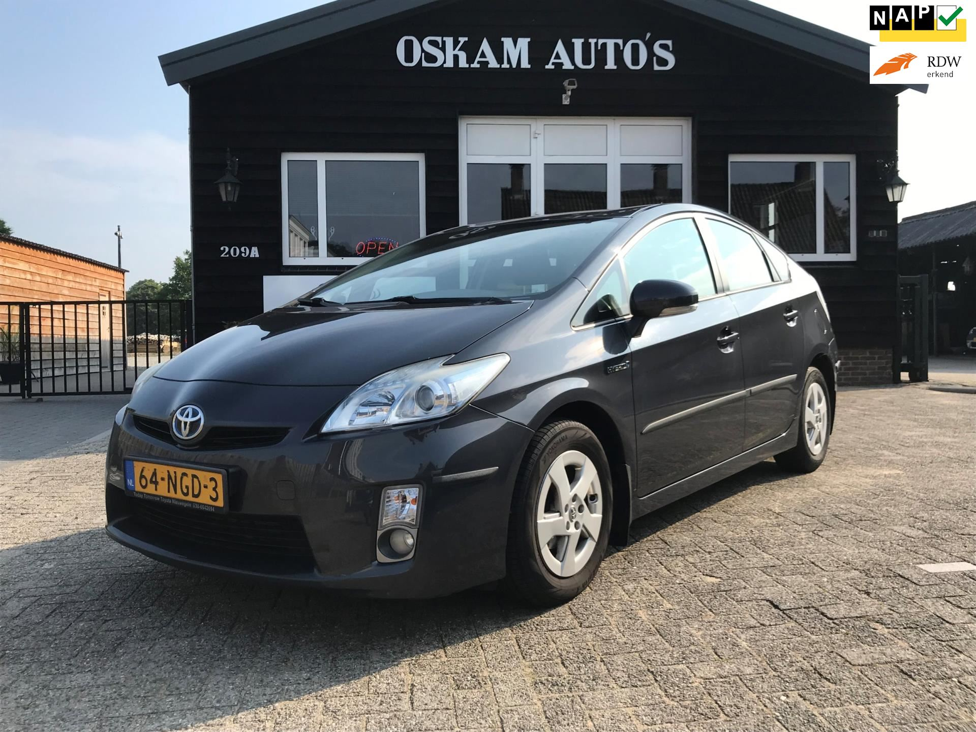 Toyota Prius occasion - Oskam Auto's