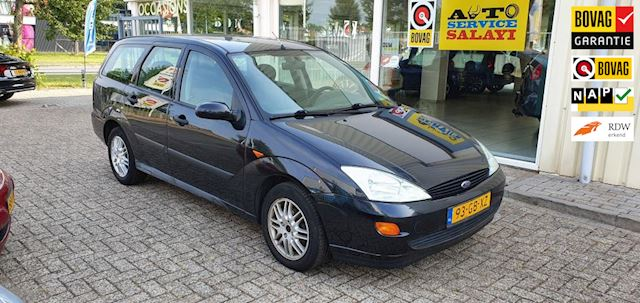 Ford Focus Wagon 1.6-16V Ambiente Trekhaak, Airco