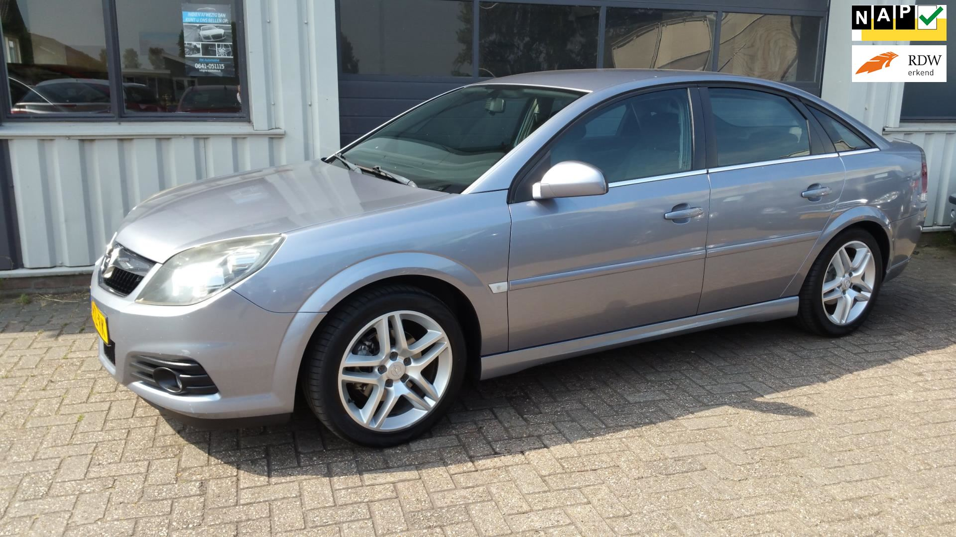 Opel Vectra GTS occasion - RW-Automotive