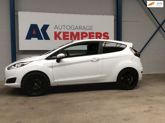 Ford Fiesta 1.25 S-Edition ST uitvoering