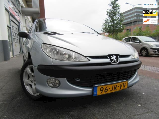Peugeot 206 occasion - Haagland Auto's