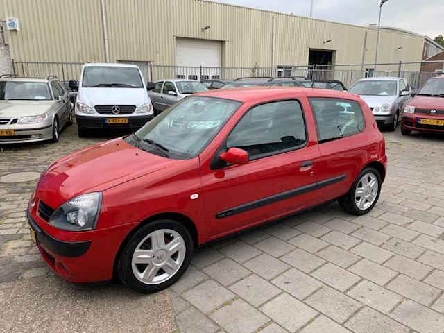 Renault Clio 1.4-16V Dynamique Luxe