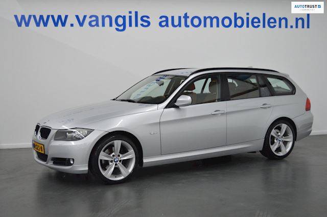 BMW 3-serie Touring 318i Corporate Lease Luxury Line Xenon, navi, pdc, leer