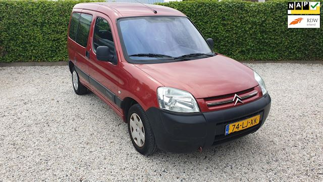 Citroen Berlingo 1.4i Cinqspace Club Airco