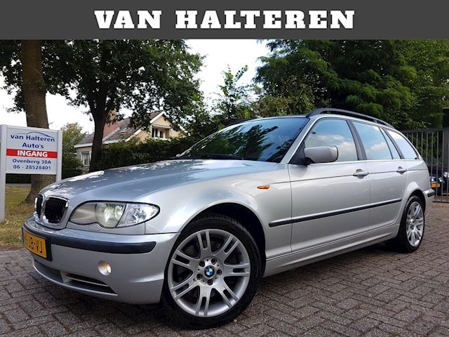 BMW 3-serie Touring 330xi Executive 4X4 LEDER XENON NAVI NWE APK FACELIFT MODEL E46 YOUNGTIMER