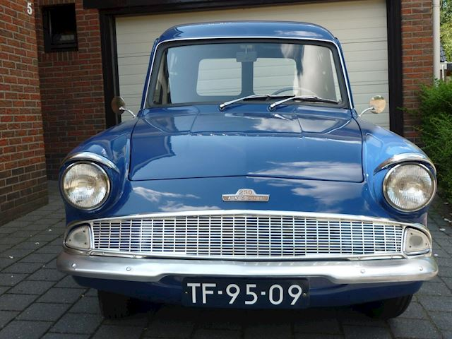 Ford Anglia 250 Bestel 1962