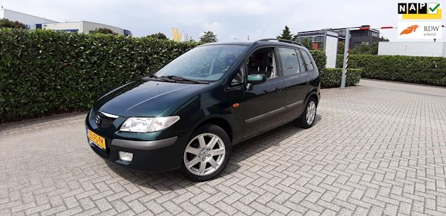 Mazda Premacy 1.8 Exclusive Navi Android 73000km NAP Topstaat Uniek!!