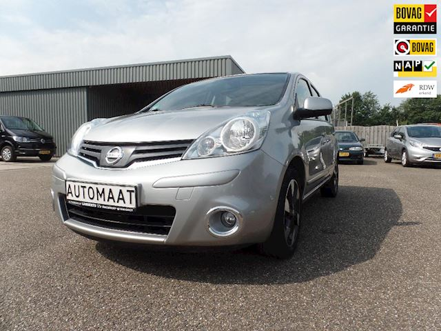 Nissan Note 1.6 Life + AUTOMAAT OPTIE