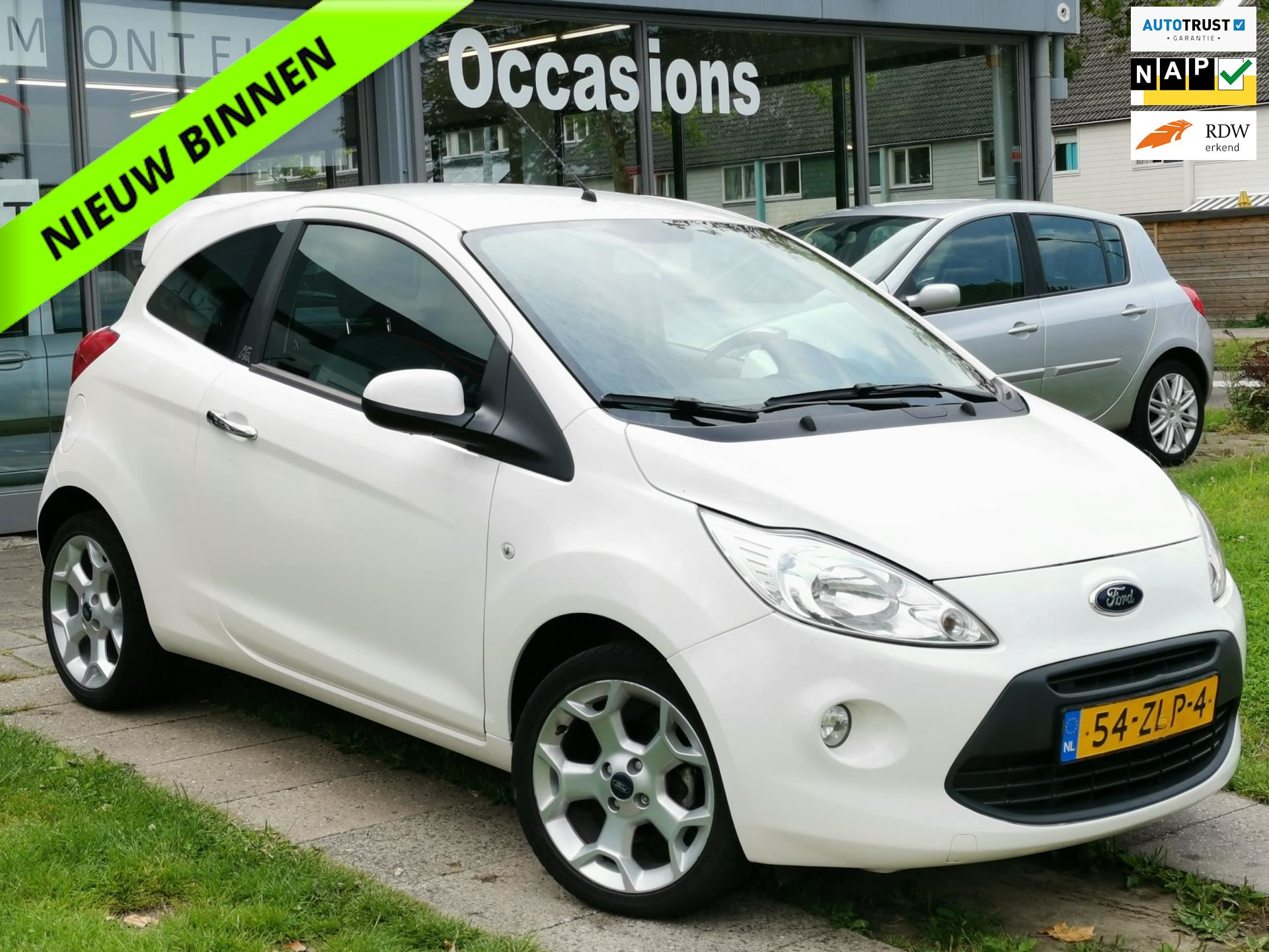 Ford Ka occasion - Loyaal Auto's
