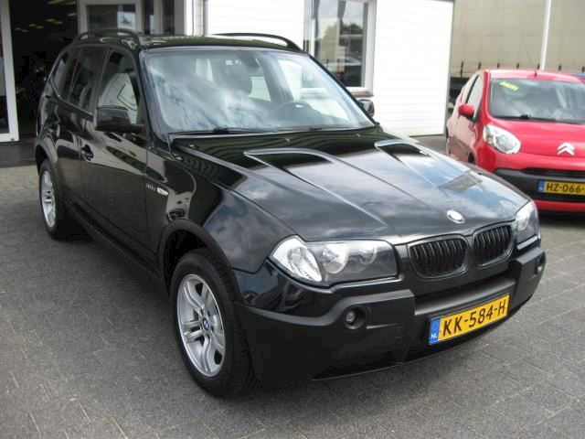 BMW X3 3.0d Executive (Aut./Panoramadak)