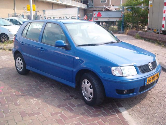 Volkswagen Polo 1.4 Trendline 5drs airco