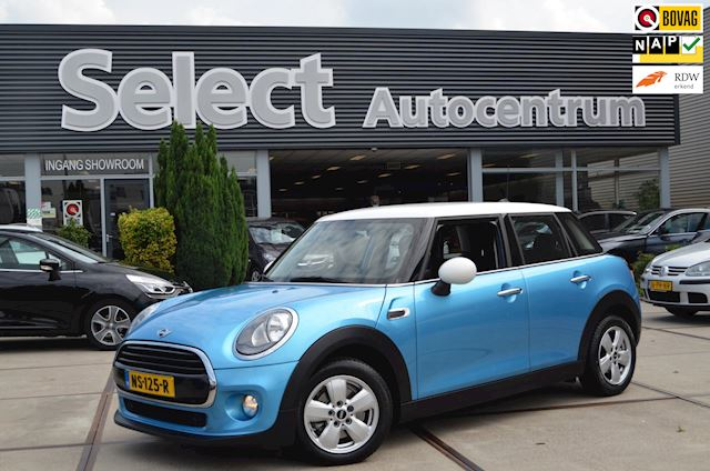 Mini Mini 1.5 Cooper Business Navigatie | Airco | Cruise | NAP