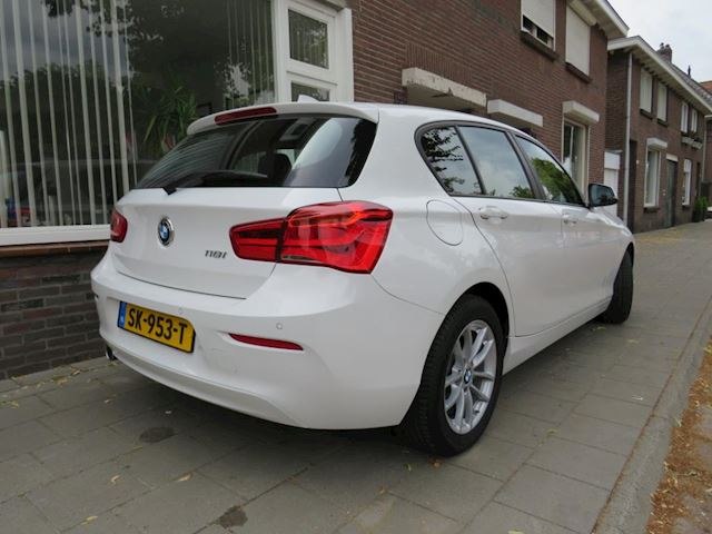 BMW 1-serie 118i Corporate Lease Automaat 2018 44 Dkm