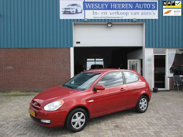 Hyundai Accent 1.4i Dynamic First Edition AIRCO PERFECTE AUTO !