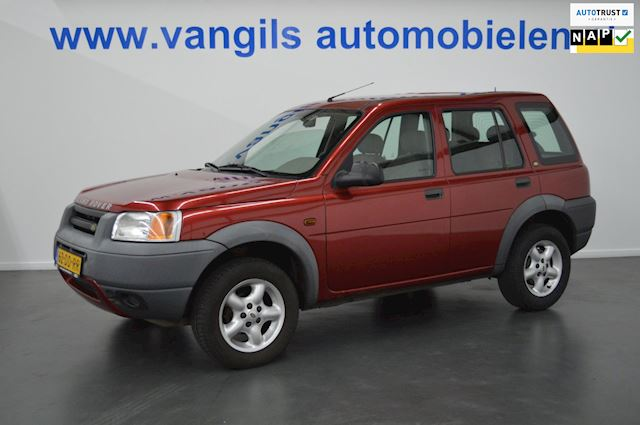 Land Rover Freelander 1.8i Wagon
