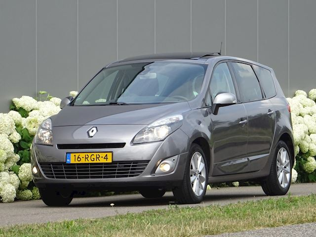Renault Grand Scénic 1.4 TCE Parisienne _@ Pano Nav Pdc NL