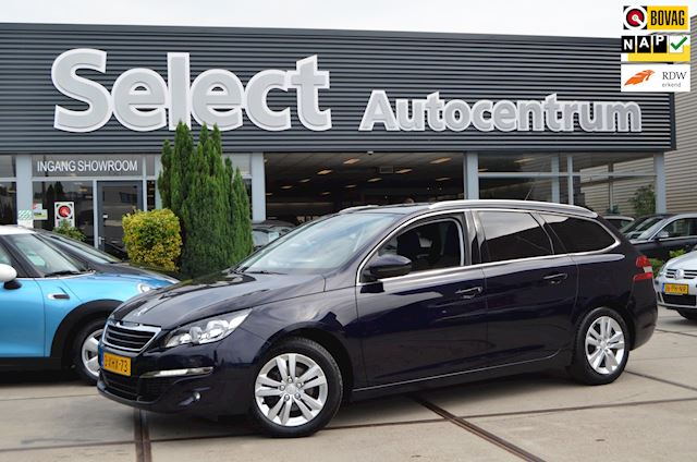 Peugeot 308 SW 1.6 BlueHDI Blue Lease Executive Panoramadak | Navi | PDC | NAP