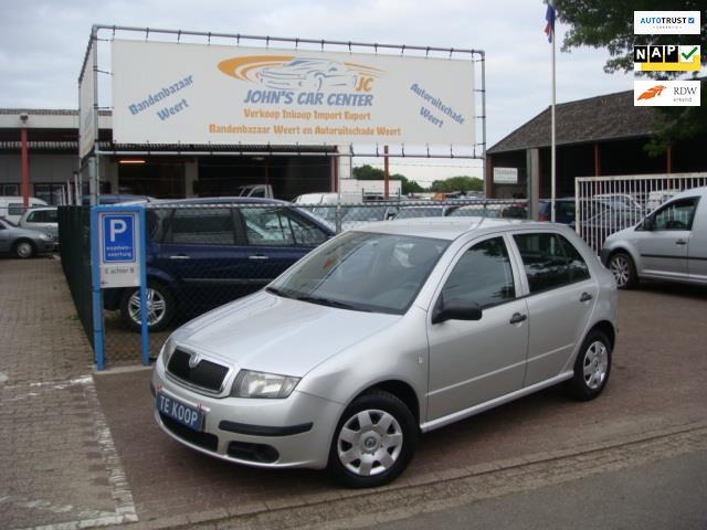 Skoda Fabia occasion - John's Car Center