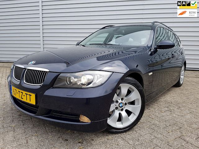 BMW 3-serie Touring 320i High Executive Clima/Leder/Cruise