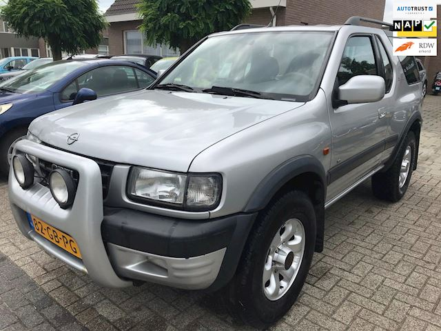 Opel Frontera 2.2i RS SPORT 212.DKM AIRCO APK 08-01-2021 4WD 4 X 4