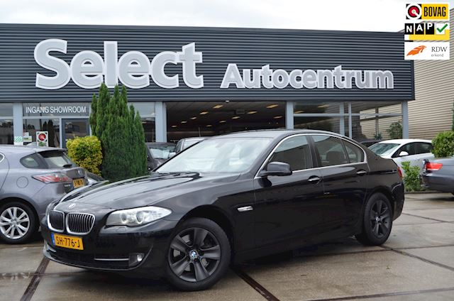 BMW 5-serie 520d Executive Leer | Navi | Ecc | Cruise | NAP