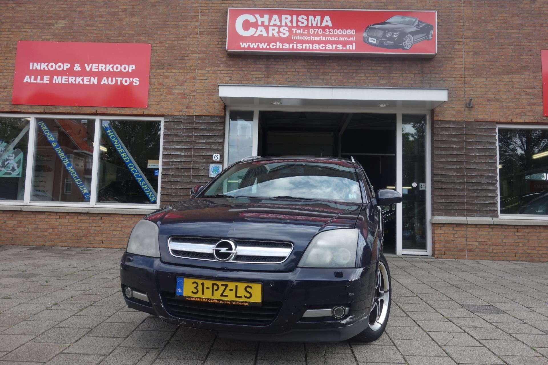 Opel Signum occasion - Charisma Cars