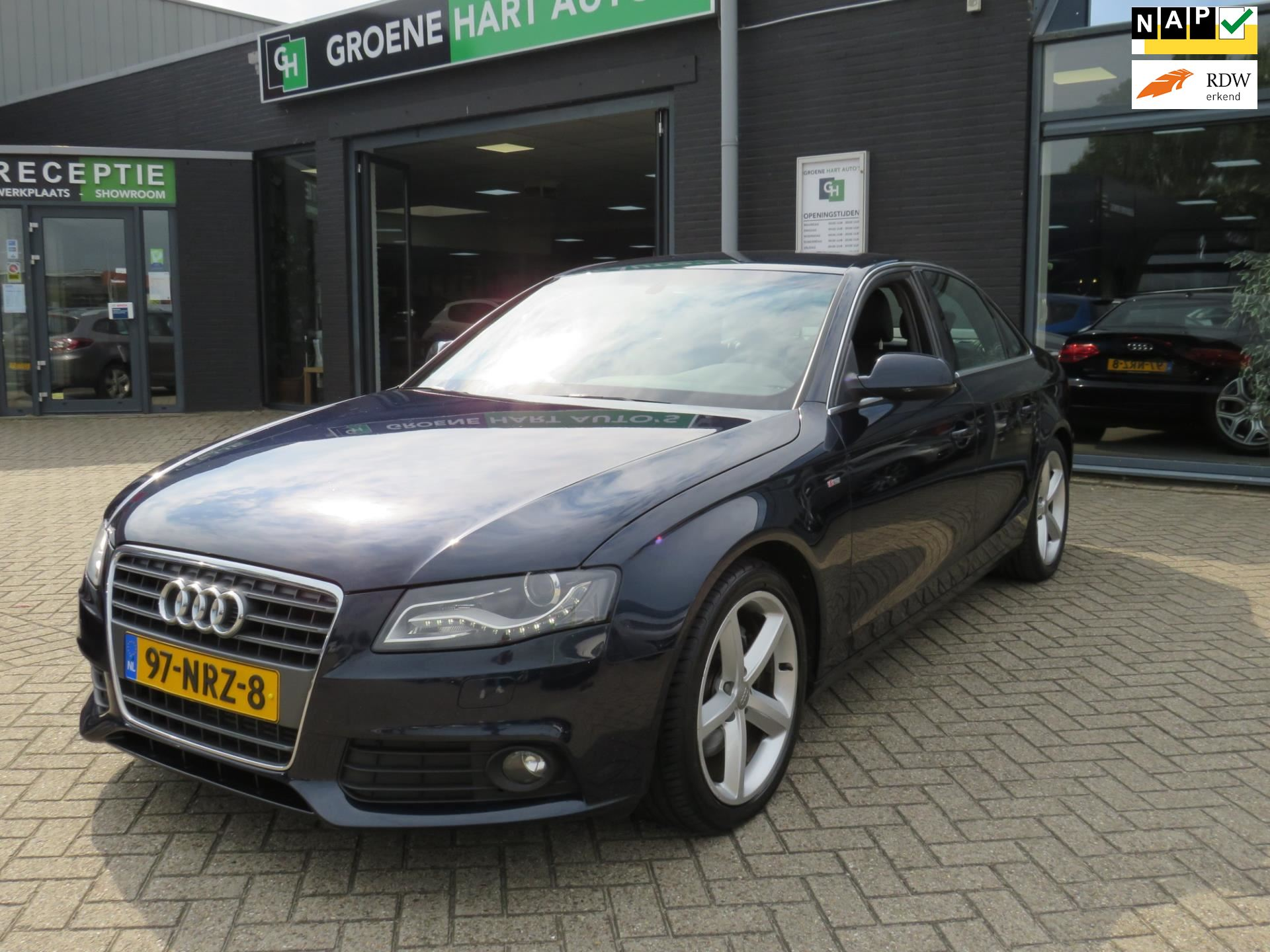 Audi A4 occasion - Groene Hart Auto's