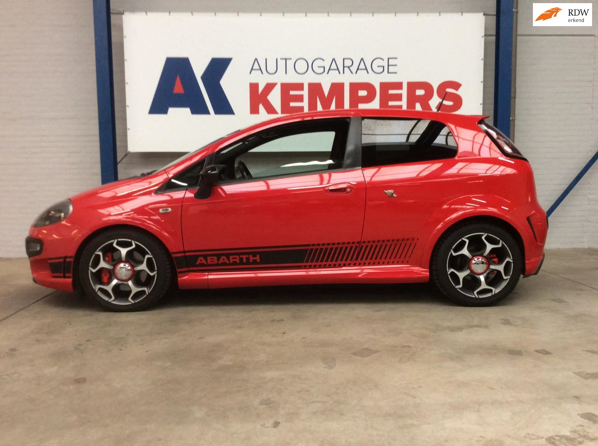 Fiat Punto Evo occasion - Handelsonderneming P. Kempers