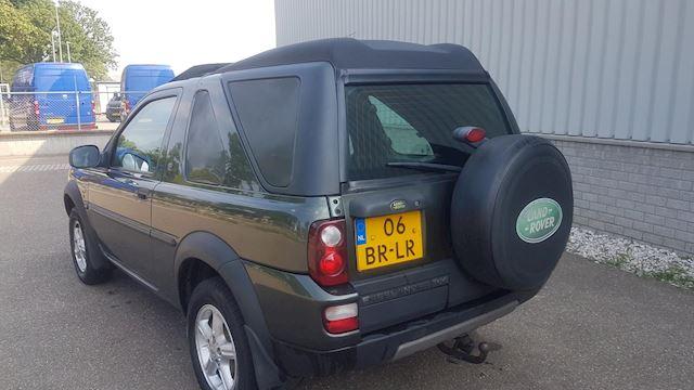 Land Rover Freelander Hardback 2.0 Td4 E