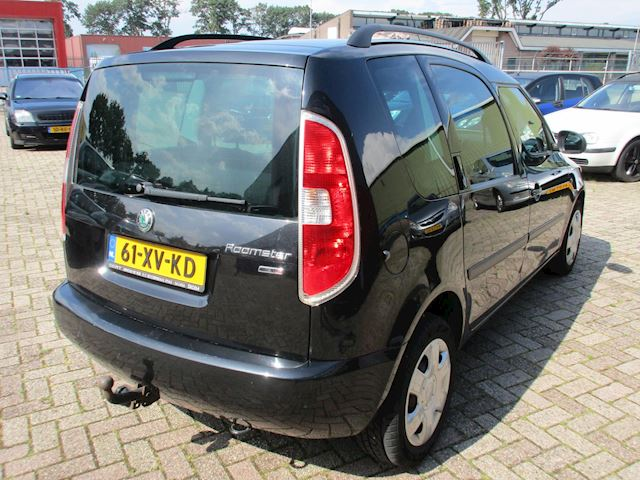Skoda Roomster 1.6-16V Style AUTOMAAT AIRCO !