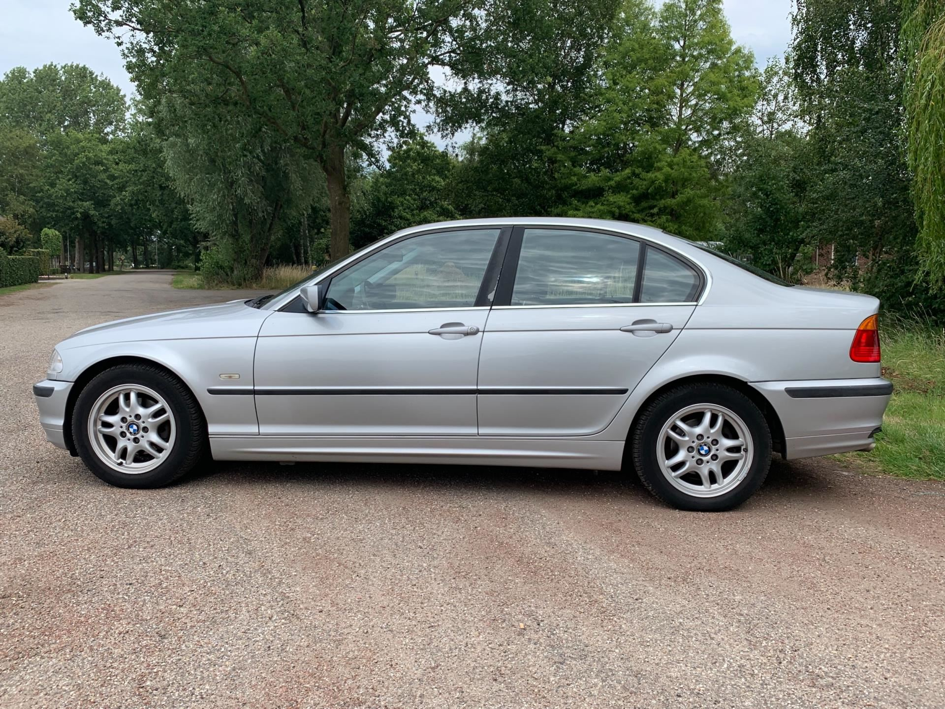 BMW 3-serie occasion - Wolsing Auto's