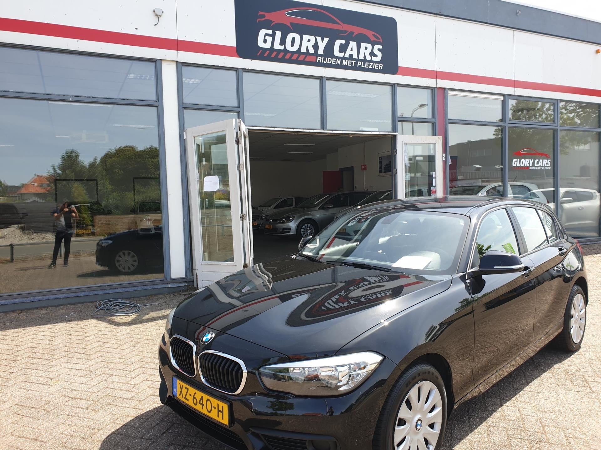 BMW 1-serie occasion - Glory Cars