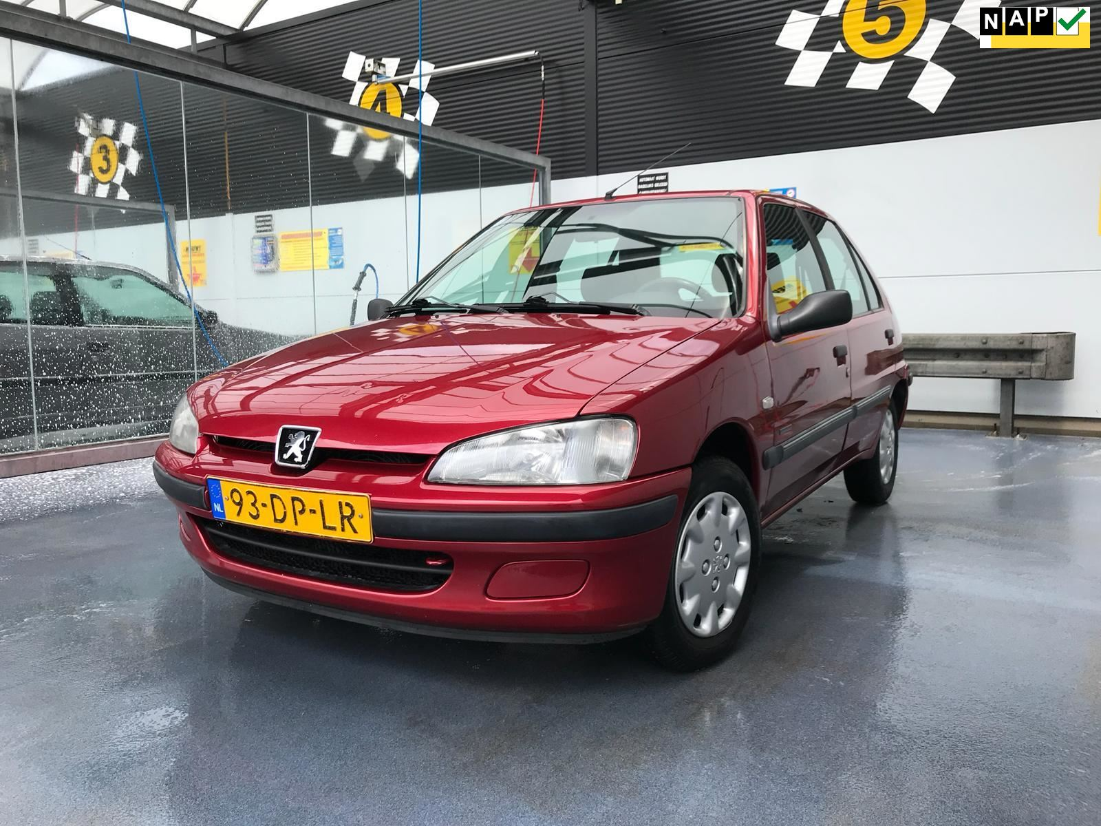 Peugeot 106 occasion - Pitstop Car Trading