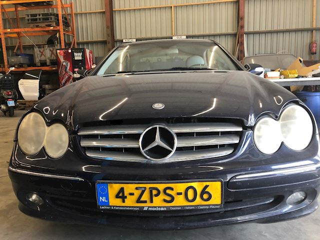 Mercedes-Benz CLK-klasse Coupé occasion - Team Allround Venlo