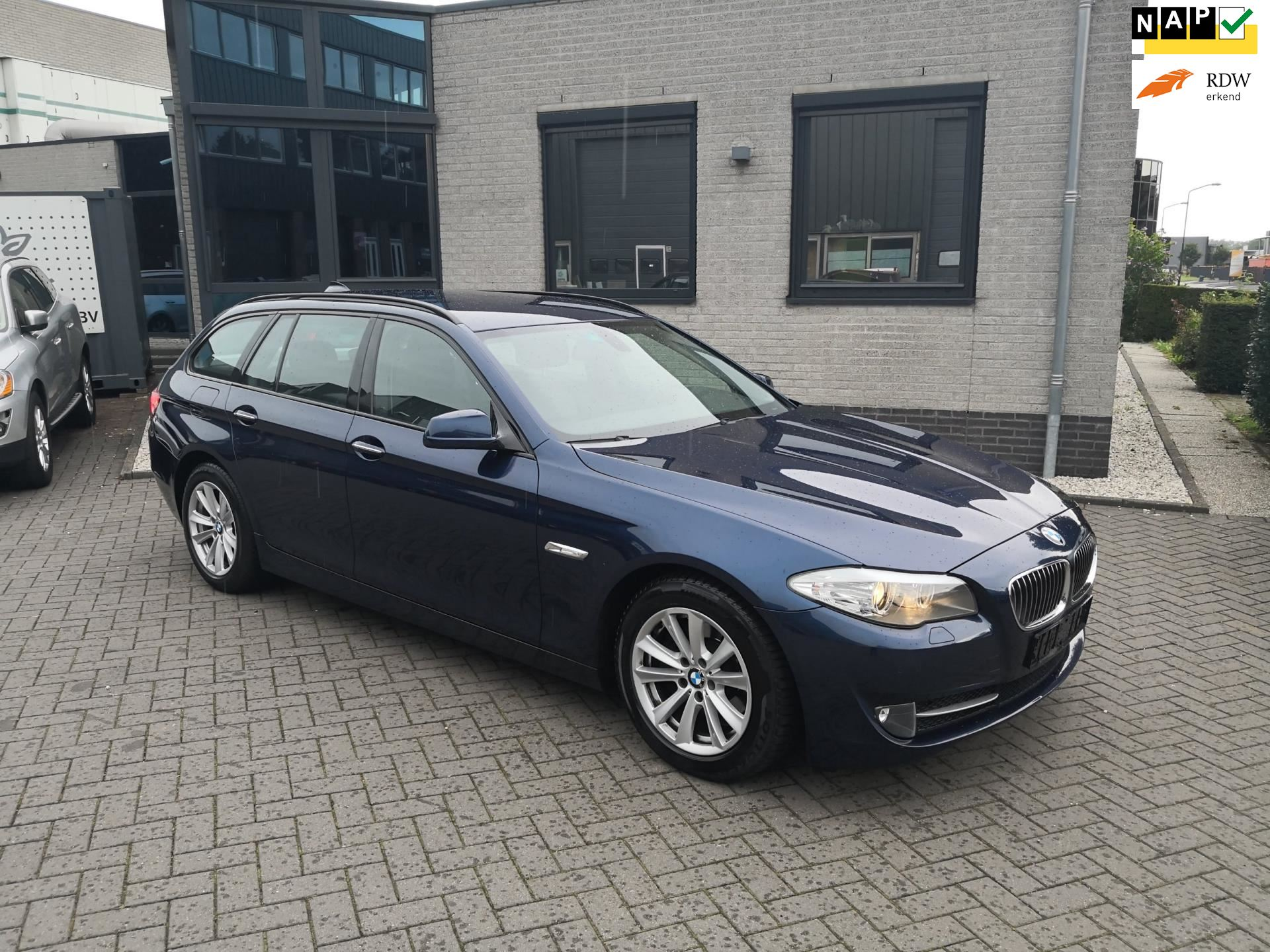 BMW 5-serie Touring occasion - Polarcars