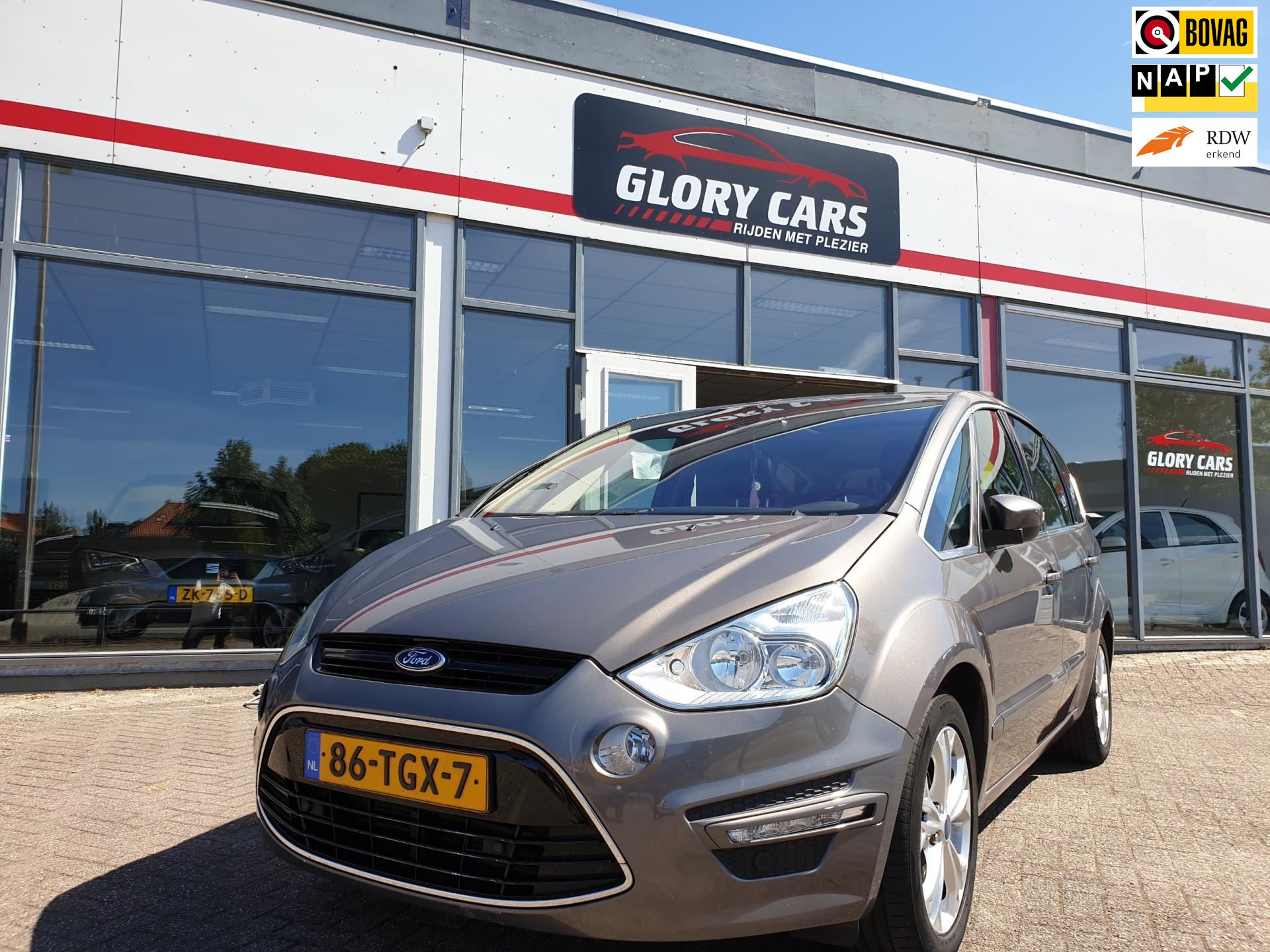 Ford S-Max occasion - Glory Cars