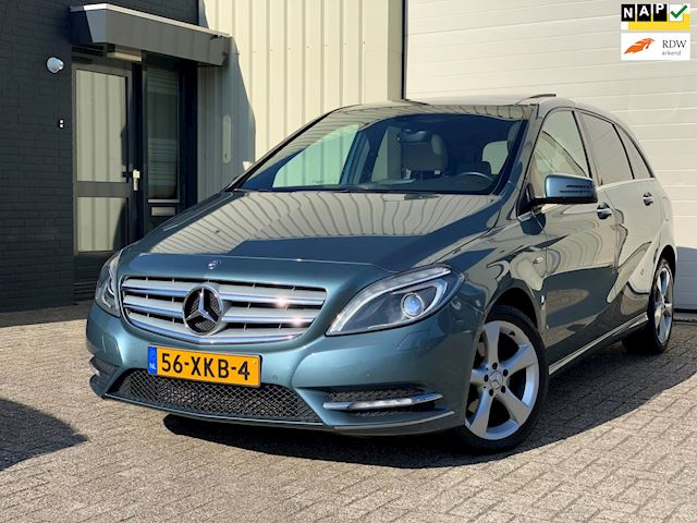 Mercedes-Benz B-klasse 200 CDI Ambition