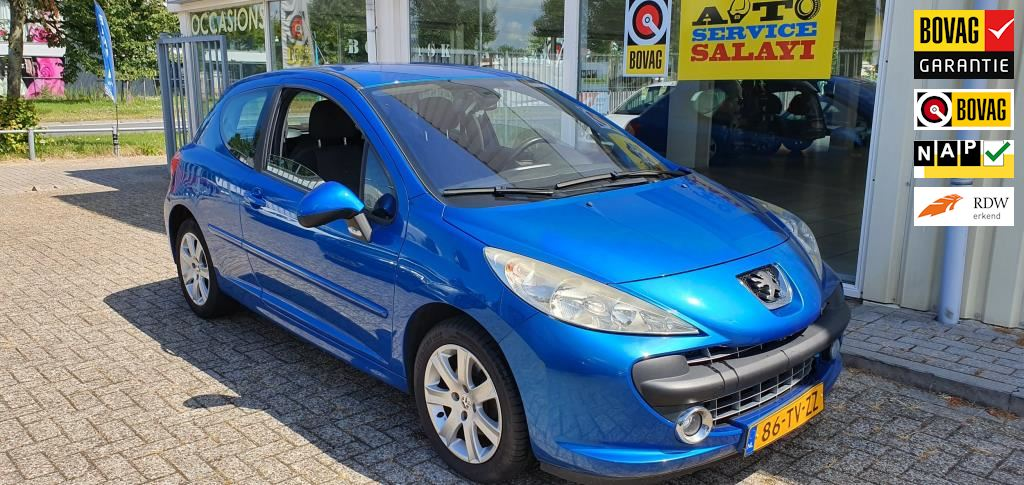 Peugeot 207 occasion - Autoservice Salayi
