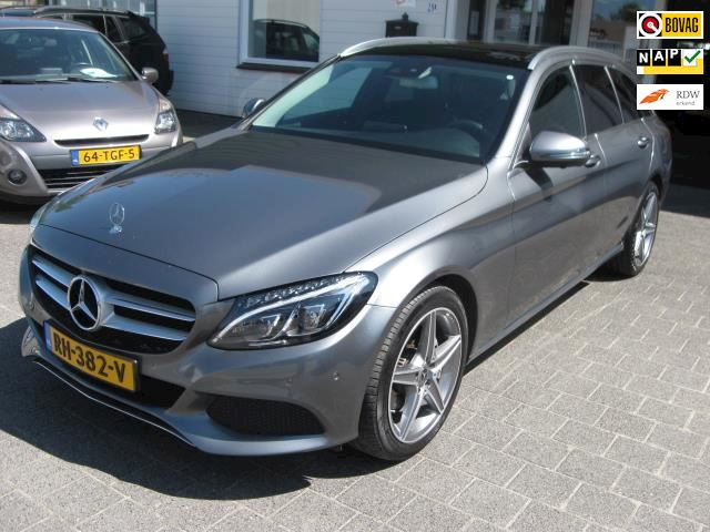 Mercedes-Benz C-klasse Estate 220 CDI Prestige