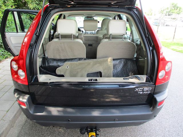 Volvo XC90 2.9 T6 Exclusive 7 Persoons Automaat 4X4