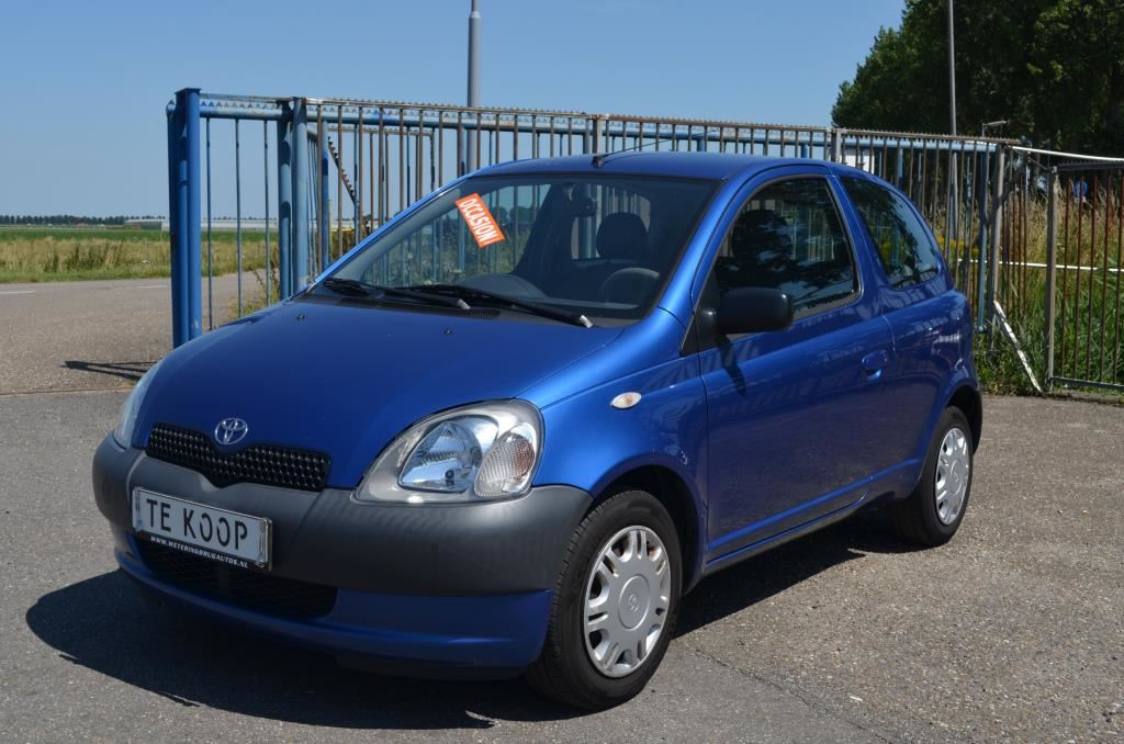 Toyota Yaris occasion - Weteringbrug Auto's