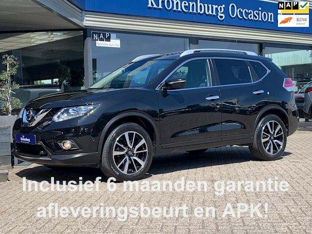 Nissan X-Trail 1.6 DIG-T 163PK CONNECT EDITION (PANORAMADAK NAVI 360-CAMERA CLIMATE CRUISE 19INCH AFN-TREKHAAK 44DKM)