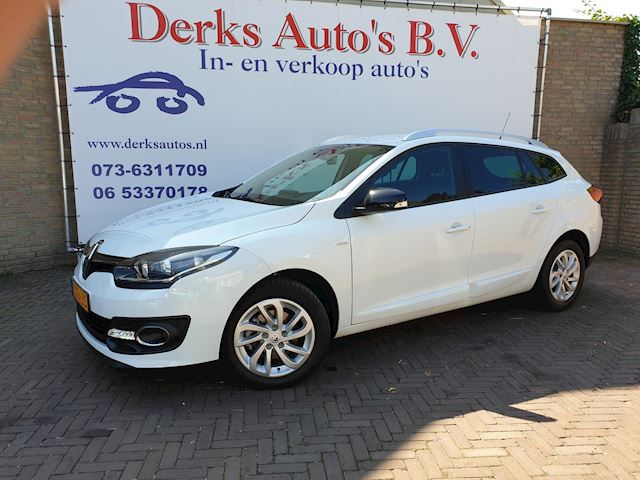 Renault Mégane Estate 1.5 dCi Limited