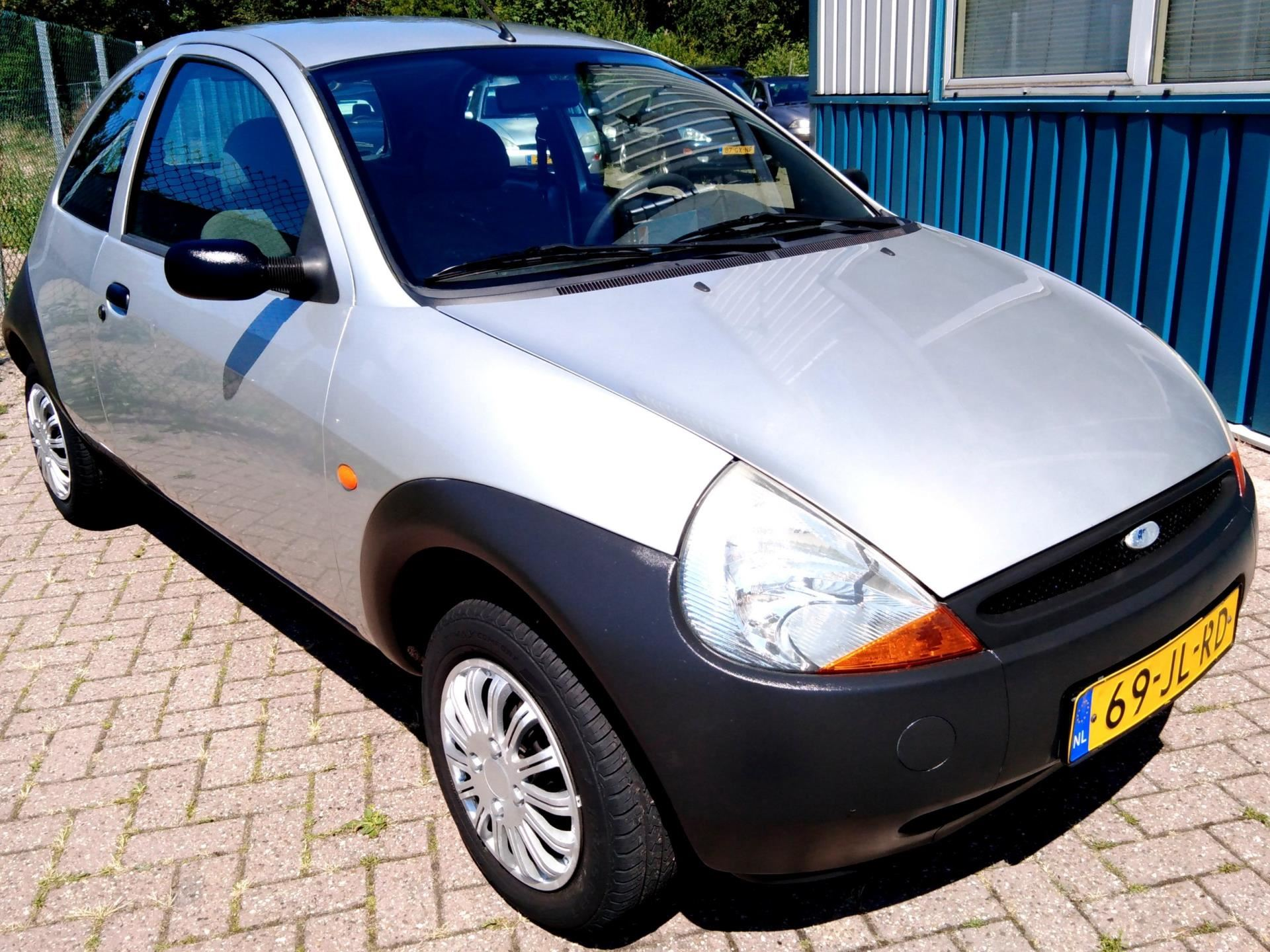 Ford Ka occasion - Auto Service Boss